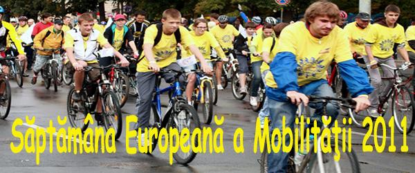 Săptămâna Europeană a Mobilității 2011